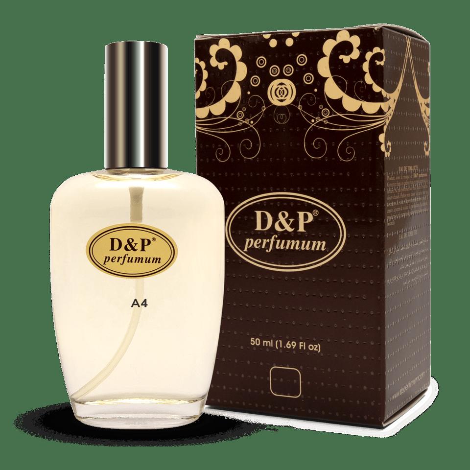 A4 100 ml - eau de toilette - herenparfum