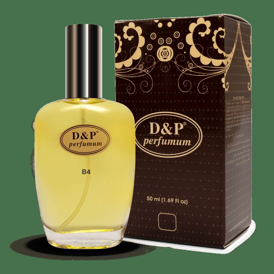 B4 50 ml - eau de toilette - herenparfum