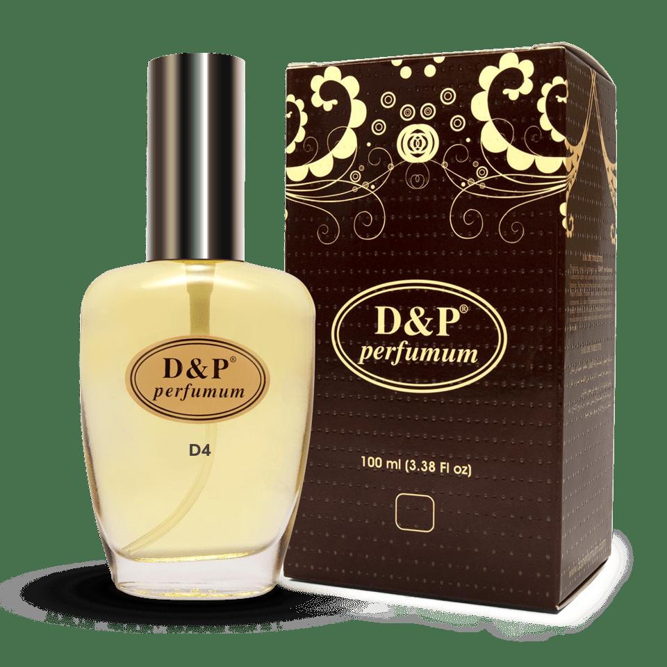 D4 100 ml - eau de toilette - herenparfum