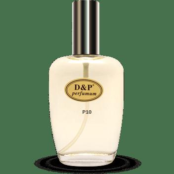P10 50 ml - eau de toilette - herenparfum