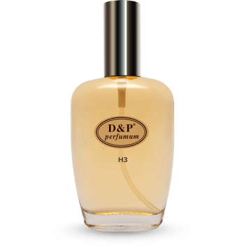H3 100 ml - eau de toilette - damesgeur