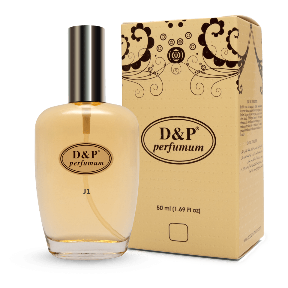 J1 50 ml - eau de toilette - damesgeur